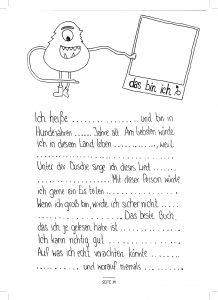 Seite für Seite - Kinderfreunde Freundschaftsbuch