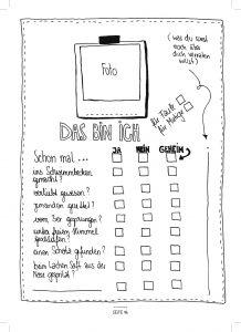 Freundschaftsbuch fragen Fragen fürs